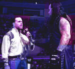 HBK and Undertaker