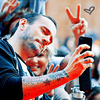 CM Punk icon 3 by A-H-D