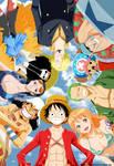 Mugiwara Crew  - One Piece