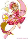Cardcaptor Sakura by efeitostark