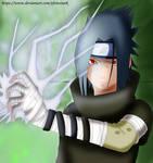 Uchiha Sasuke - Chunnin Exam by efeitostark