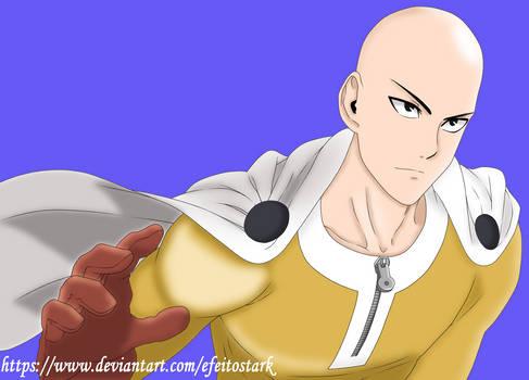 Saitama - One Punch-Man