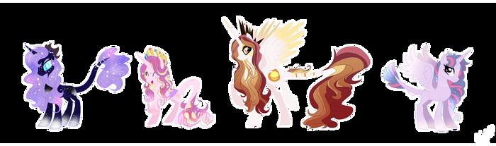 .:HarmoniesVerse:. Princesses