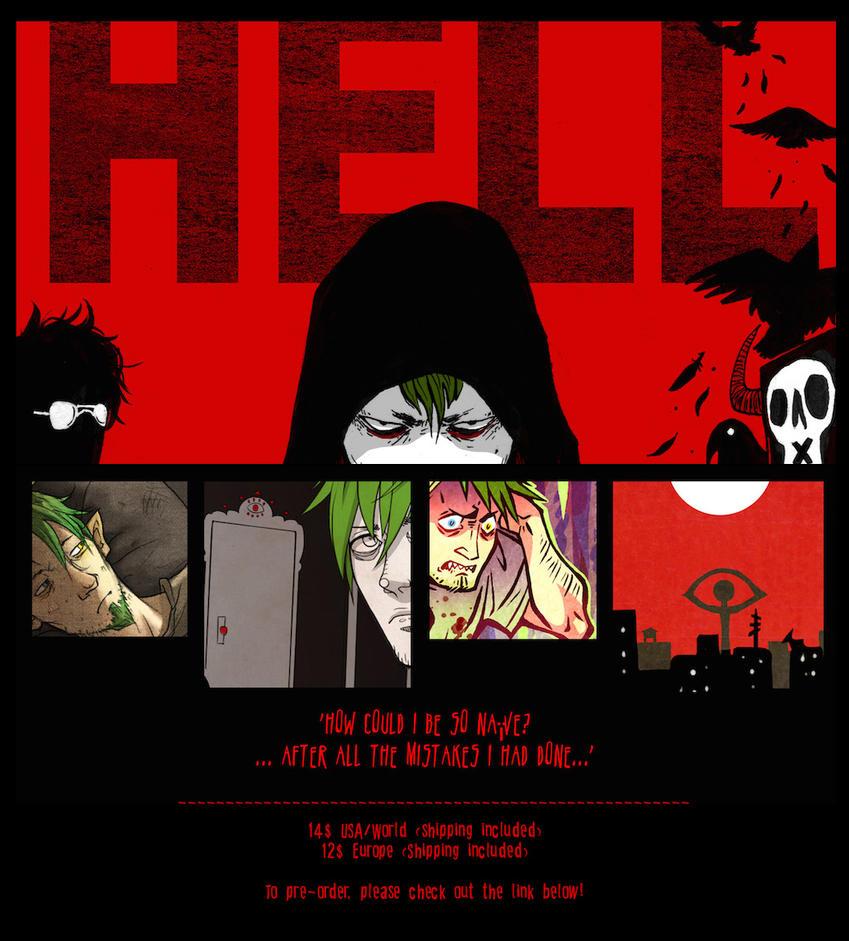HELL Teaser by Harkill