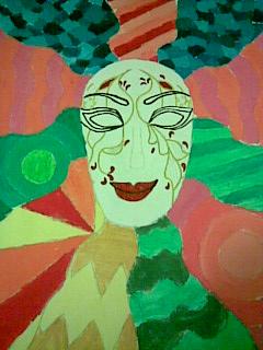Venetian mask by ElizabethCameron