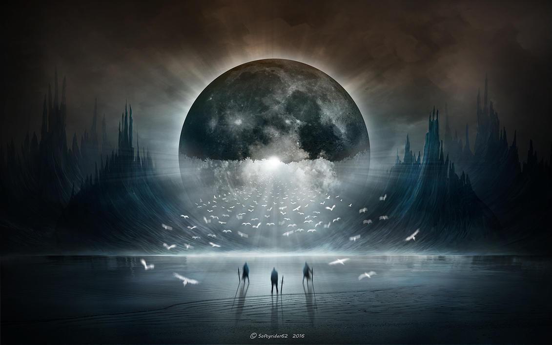Lunar Gate by Softyrider62