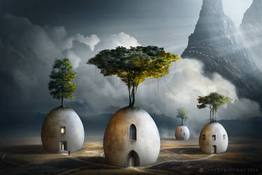 Home For The Imaginative