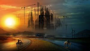 Back To Sky City