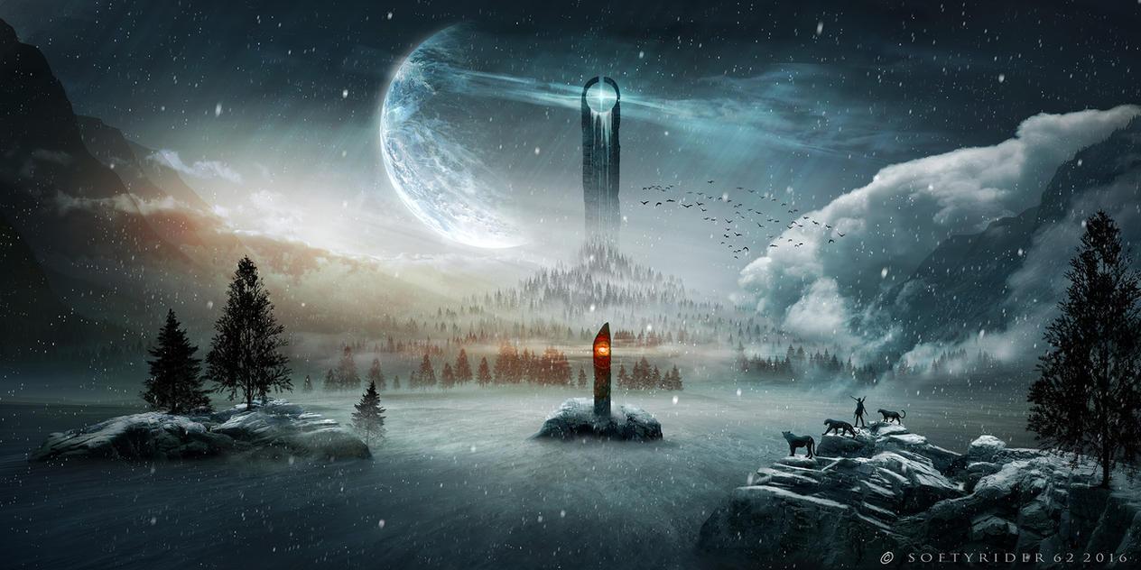 Heading North by Softyrider62