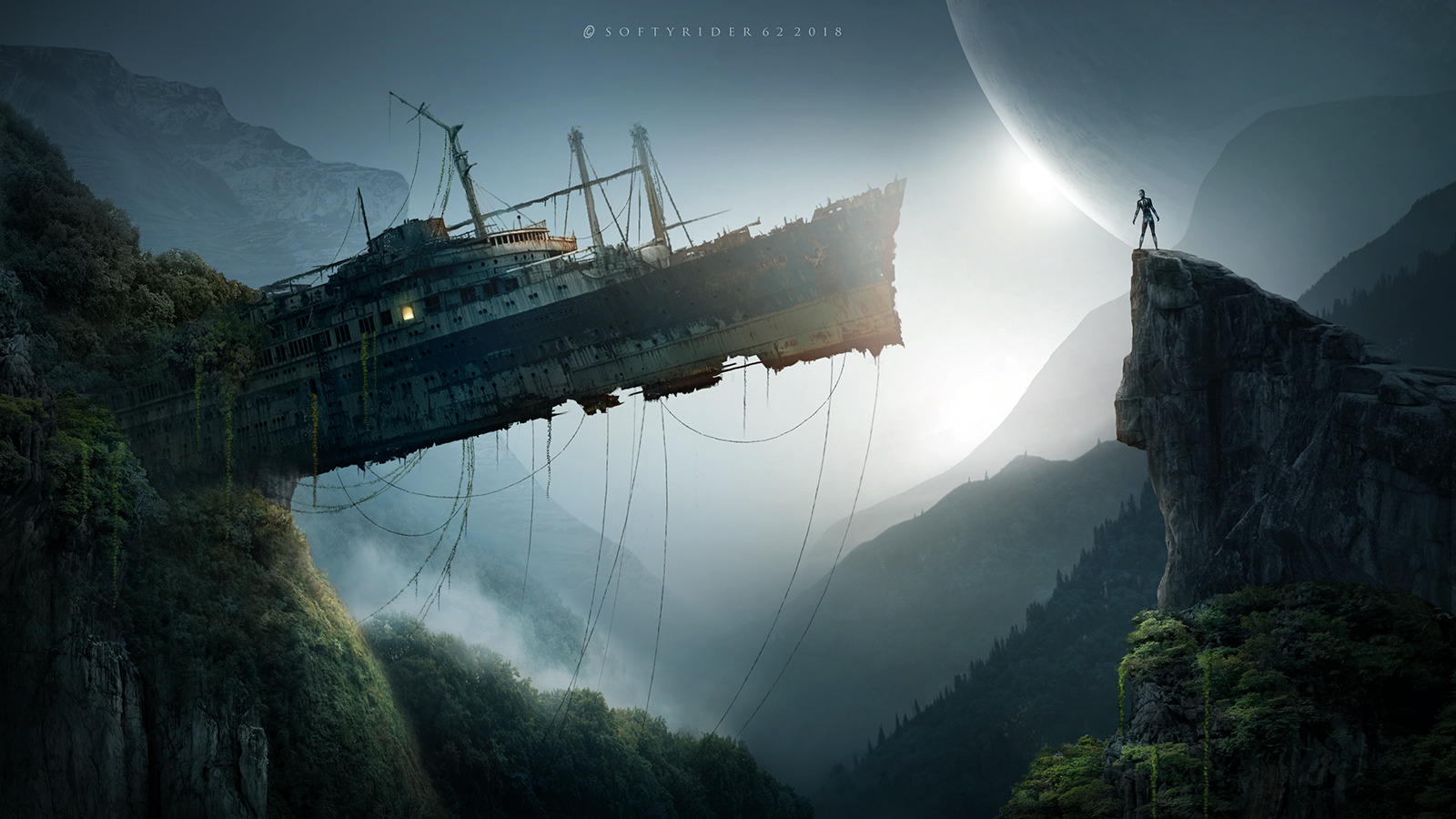 Survivor by Softyrider62