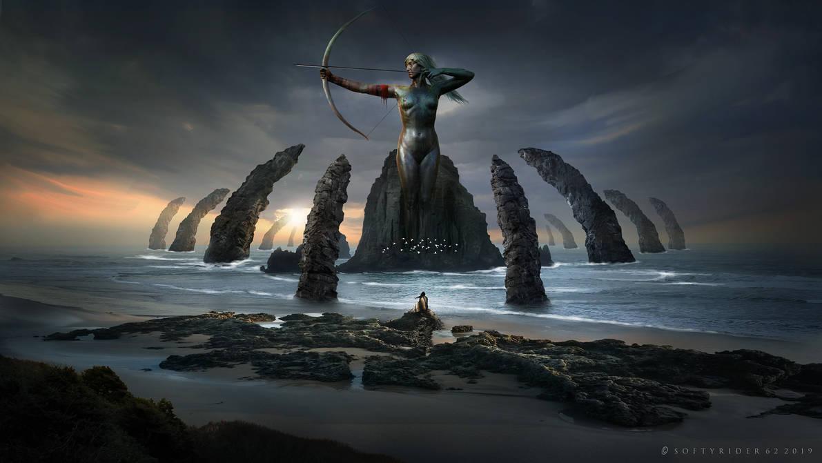 Coast Defender by Softyrider62