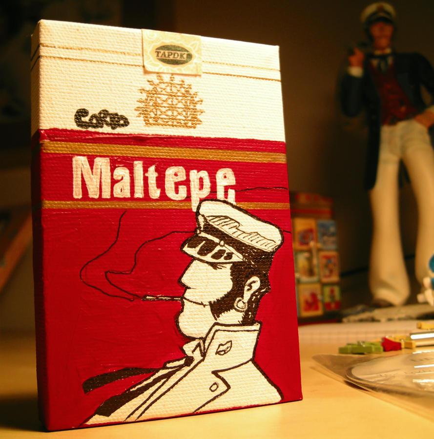 Corto Maltepe by serhatalbamya