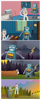 Yaramaz Robot