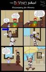 The Da Vinci Jokes: Philosophy for Morons