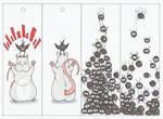 Ghibli Bookmarks 02