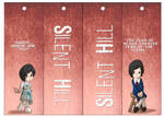 Silent Hill Bookmarks 02