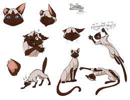 Kitty Kitty by Dezfezable