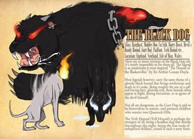 MYTHOLOGY SET - Black Dog by Dezfezable
