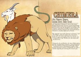 MYTHOLOGY SET - Chimera by Dezfezable