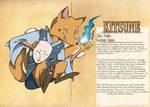 MYTHOLOGY SET - Kitsune