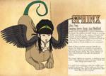 MYTHOLOGY SET - Sphinx