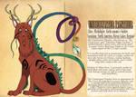 MYTHOLOGY SET - Underwater Panther