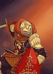 DARK SOULS - Elite Knight Armor