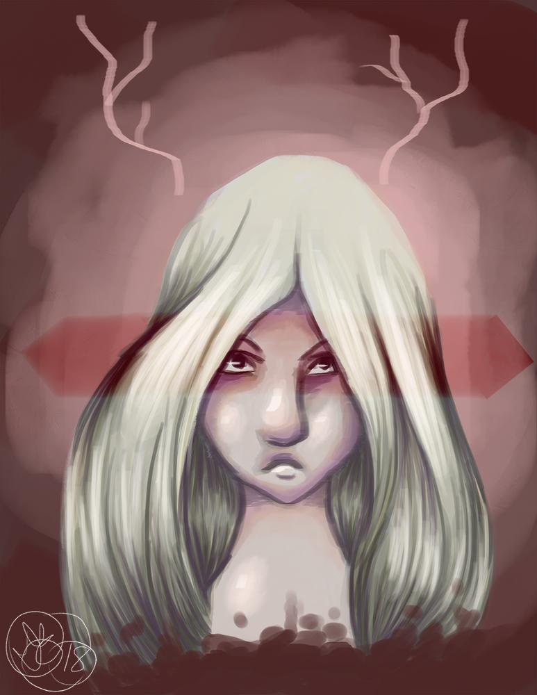 Bloodborne - Amelia by Dezfezable