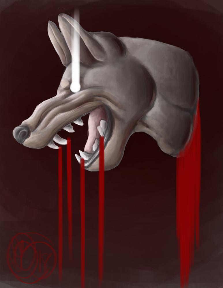 Beast by Dezfezable