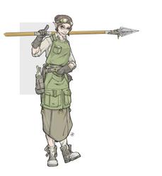 [COM] Elven Alchemist