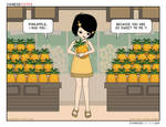 chinese cutes  --  '' pineapple ''