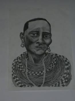 Ethnic portrait