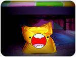 Monster under my Bed by GummyPiglet