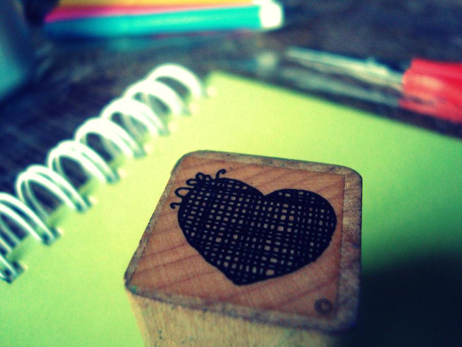 my Heart by GummyPiglet