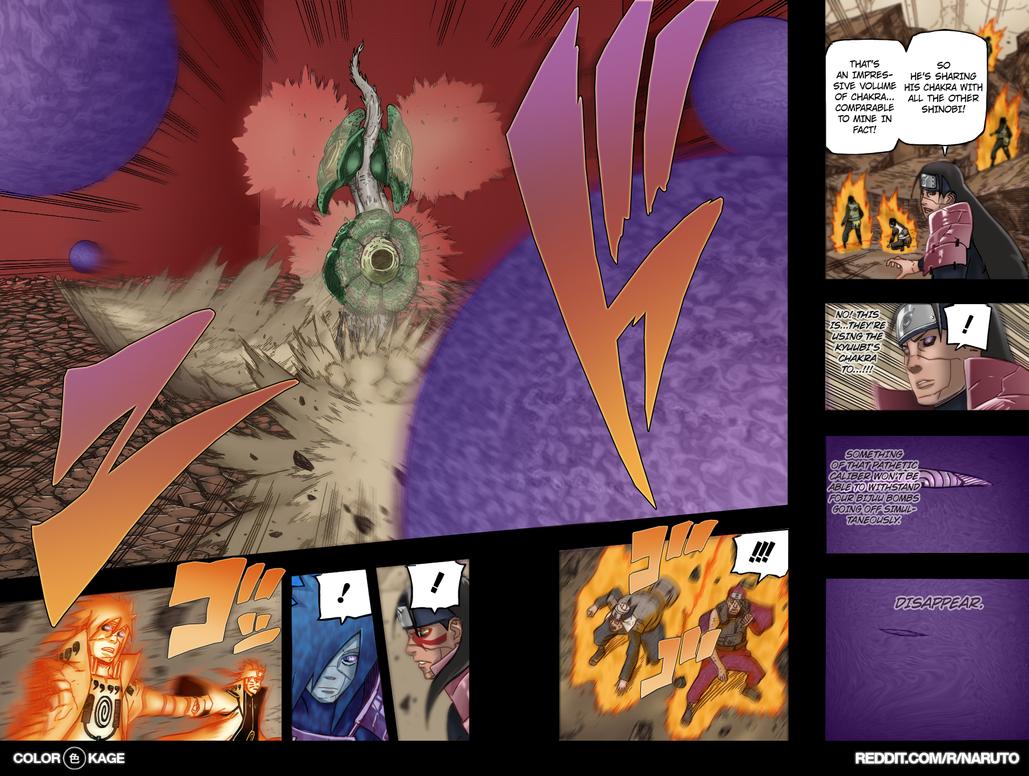 Naruto 644 - Bijuu damas, Fire! by Desvitio on DeviantArt