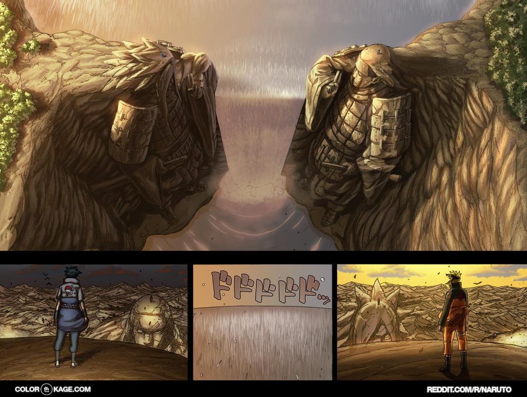 Naruto 693 - The Destined Fight by Desorienter