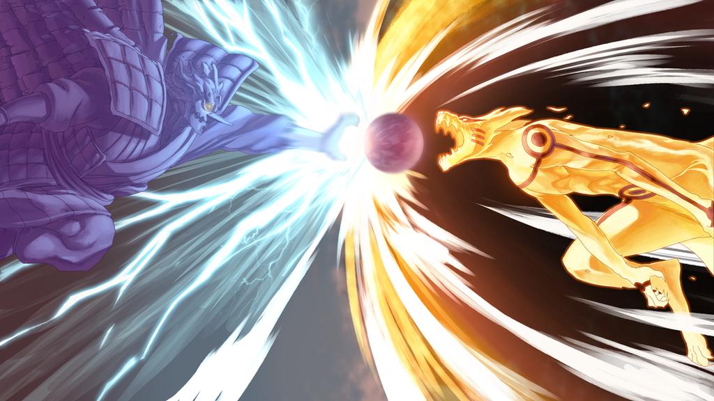 Clashing Titans [1920x1080] by Desorienter