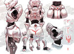 Knight armor concepts 1