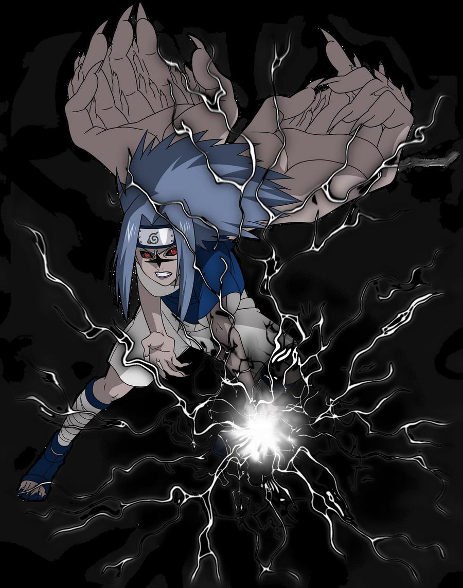 Sasuke Uchiha cursed seal lv 2 by strife-000 on DeviantArt