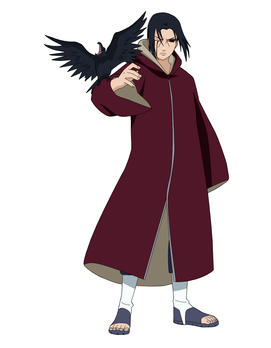 Itachi-edo tensei by strife-000 on deviantART