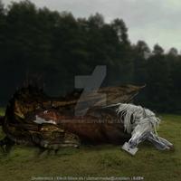HEE | Drago Letter by DawnRider7