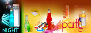 Concept board Coca Cola
