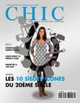 Couverture magazine 'Chic'