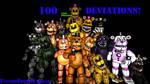 The Freddy Family (ft. 100 Deviations!) by FuntimeFreddoFazbear