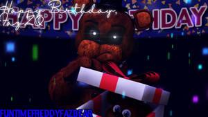 Happy Birthday, FazZ0