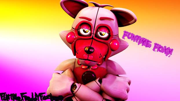 Qutiix Funtime Foxy