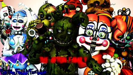 The Afton Family by FuntimeFreddyFazbear