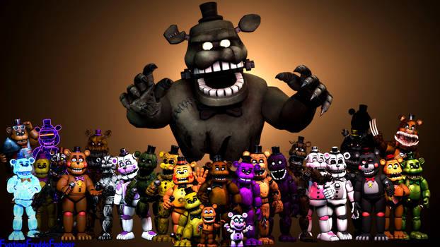 The Freddy Family V4