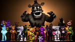 The Freddy Family V4