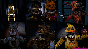 Five Years at Freddy's 4